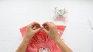 Обзор курса по игровой текстильной кукле Екатерины Усовой