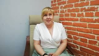 Отзыв об обучающем курсе по телесной терапии от Ирины Аканиной.