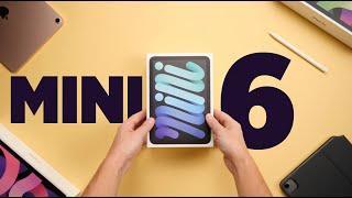 Apple iPad mini 6. Лохотрон? // iPad mini 2021