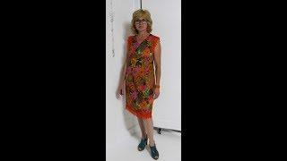 Моя сказка.  Платье за вечер по системе 10 мерок. Werbevideo