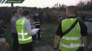 На Чернігівщині жінка вбила чоловіка і разом з сином приховала злочин