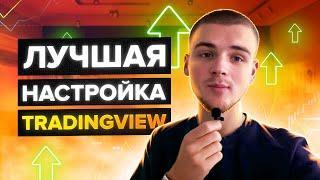 TRADINGVIEW ЛУЧШАЯ НАСТРОЙКА / ДОБАВЛЯЕМ ИНДИКАТОРЫ