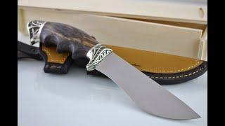Охотничий нож Егерь, отзыв о ноже!