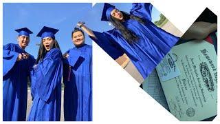 Graduation Vlog and Life Update!//VLOG #42| Mika Salamanca
