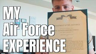 My experience in the Air Force (I didn't post this for 4 years...)