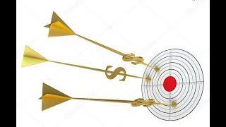 Торговля онлайн на рынке Forex! Как точно определить цели на Forex! Обучение на Forex!!!