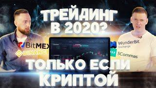 КРИПТОВАЛЮТА: ОБЗОР ТОП БИРЖ И ОСНОВНЫХ ИНСТРУМЕНТОВ ДЛЯ ТОРГОВЛИ В 2020