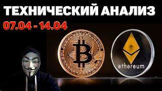 Bitcoin (BTC) и Ethereum (ETH) ПРОГНОЗ КУРСА - РОСТ ПРОДОЛЖИТСЯ НА ЭТОЙ НЕДЕЛЕ!!
