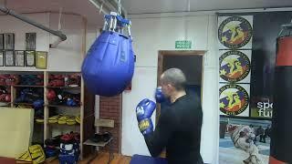 Отзыв о водоналивной боксерской груше фирмы Филипов