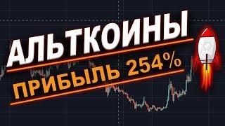 Криптовалюта (АЛЬТКОИНЫ) Прогноз 2019 | Альткоины ОГРОМНЫЙ РОСТ!