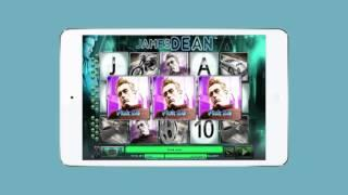 No Deposit Slots Keep What You Win on James Dean from Slot Fruity