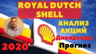 Royal Dutch Shell - акции, анализ. Royal Dutch Shell дивиденды, прогноз по акциям (RDS).