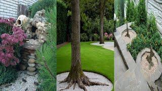 Для идей стильного садового дизайна