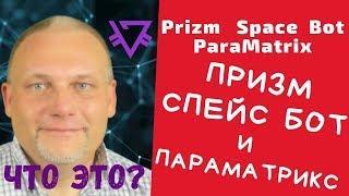 Призм Спейс Бот Prizm Space Bot (PRIZMSPACEBOT) и ParaMatrix (Параматрикс)