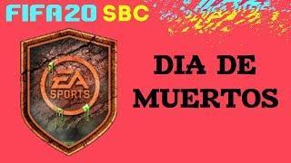 Dia de Muertos SBC FIFA 20