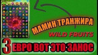 1xbet КВЕСТ ДНЯ 3€евро в 1XGAMES В Wild Fruits
