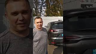 Отзыв о покупке автомобиля Mazda CX-3 в компании Автопарк
