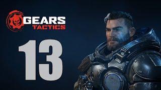 Gears Tactics - Непреклонный меч [Побочная операция] [Акт 2, Глава 4] [13]