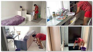 Мотивация на уборку в квартире/еженедельная уборка/чистота и порядок