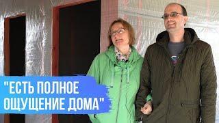 Загородный каркасный дом для семьи. Отзыв о строительстве с компанией Мечтаево