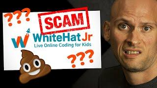 Whitehat jr Exposed? Is It Legit? Let's Check It Out! // Honest Opinion From A Parent & Programmer