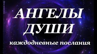 КАЖДОДНЕВНЫЕ ПОСЛАНИЯ ВАШЕГО АНГЕЛА.ЧЕННЕЛИНГ