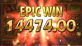 Hidden Valley - SLOT MACHINE - $$$EPIC WIN$$$