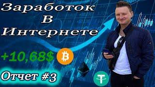 Финансовая грамотность/Инвестиции в криптовалюты bitcoin, ethereum, usdt