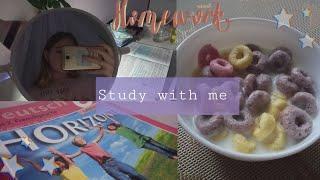 ♡Study with me |учись со мной|мотивация на учёбу♡