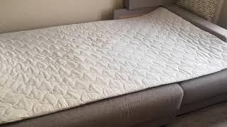 Отзыв о матрасе на диван Promtex-Orient Кокос 3 см