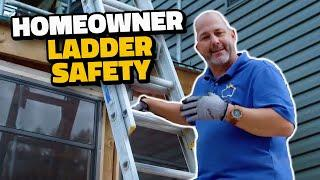 Never Fall off a Ladder Again