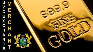 Мерчант UVCExchange для золотодобывающей компании Renaissance Crowdfunding