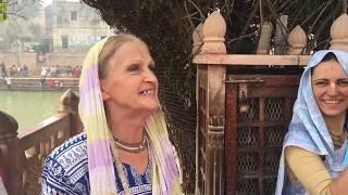 Шьямарани дд Отзыв о Харинама туре 2019 / Shyamarani dd Harinama tour 2019 review