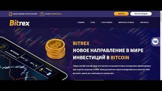 ✔️Хайп проект прошел проверку BITREX - Как заработать в интернете в 2020 году