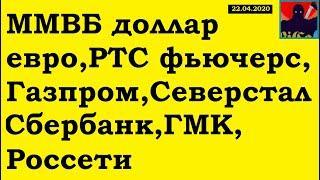 ММВБ,доллар,евро,РТС фьючерс, Газпром,Северсталь,Сбербанк,ГМК, Россети. Трейдинг