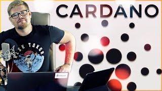 Криптовалюта Cardano ADA пора покупать? Экспериментальный портфель #1 | Доминирование биткоин btc