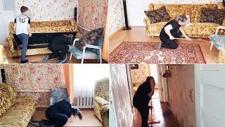 САМАЯ ЛУЧШАЯ МОТИВАЦИЯ НА УБОРКУ/COMPLETE DISASTER CLEANING MOTIVATION