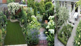 Как украсить маленький двор. Идеи Дизайна