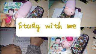 Study with me • Учись со мной • Мотивация на учебу •