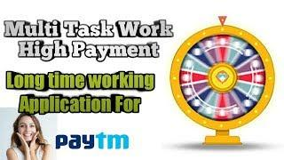 Daily Work Daily Payout For Super Trusted Paying Paytm App | Payment Proof added - Taskpay