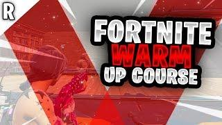 Fortnite World Cup Aim/Edit/Build Warm-Up Course! (PC/Console) *Fortnite Creative*