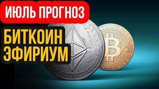 Прогноз ETHEREUM, BITCOIN! Анализ интересных альткоинов и криптовалют btc и eth