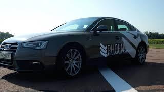 Брендирование автомобиля в компании Феникс Инвест (Phoenix Invest)