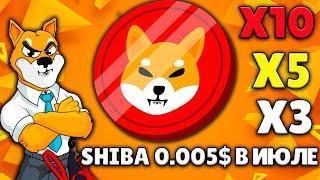SHIBA INU ПРОРЫВ ГОДА! SHIBA INU 0.05$  В ИЮЛЕ! SHIB 10X