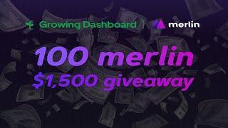 Merlin LAB - Как купить $MERL Tokens и отправить в Stake + 100 $MERLIN Airdrop / Crypto / Defi / BSC