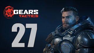 Gears Tactics - Биоугроза [Побочная операция] [Акт 3, Глава 2] [27]