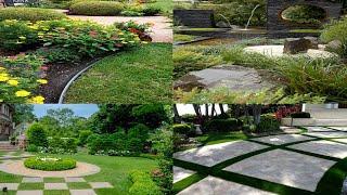 Красивый садовый дизайн для дома и дачи. Идеи