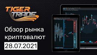 Обзор рынка криптовалют 30.07.2021