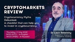 Cryptocurrency Myths Debunked A checklist that can help you to invest in cryptocurrency
