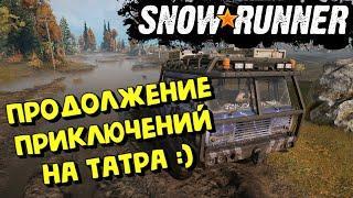 SnowRunner - ПОКАТУШКИ НА WINDOWS 11 :)))